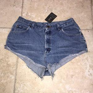 NWT Urban Renewal Denim Shorts